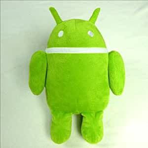 "Google Android 12"" Plush Doll"