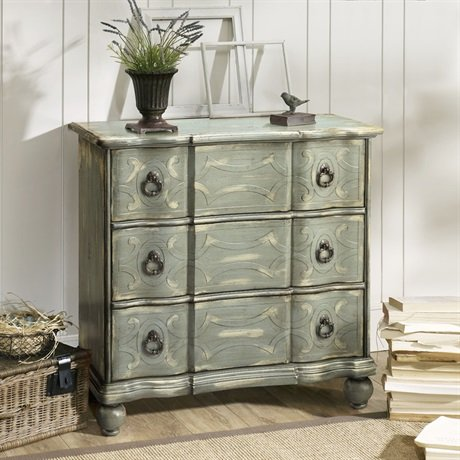 Madison Park Scroll Chest front-754595