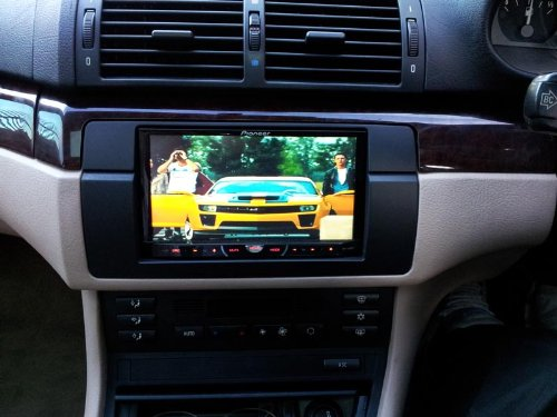 galleon bmw e46 3 series double din radio stereo. Black Bedroom Furniture Sets. Home Design Ideas