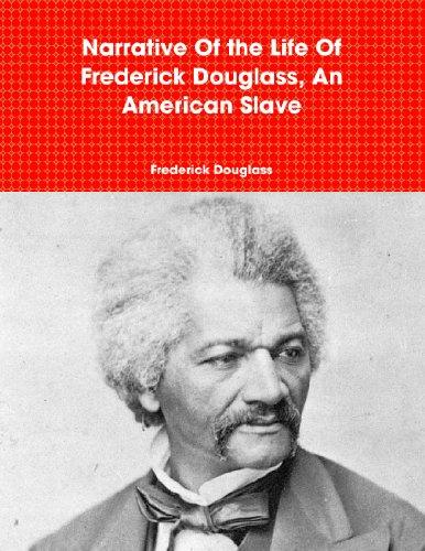 a biography of frederick douglass an american slave Narrative of the life of frederick douglass, an american slave,  narrative of the life of frederick douglass,  an american slave cosimo classics biography.