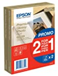 Twin pack of Epson 10x15 Premium Glos...