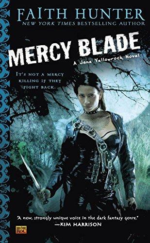 Mercy Blade (Jane Yellowrock, #3)