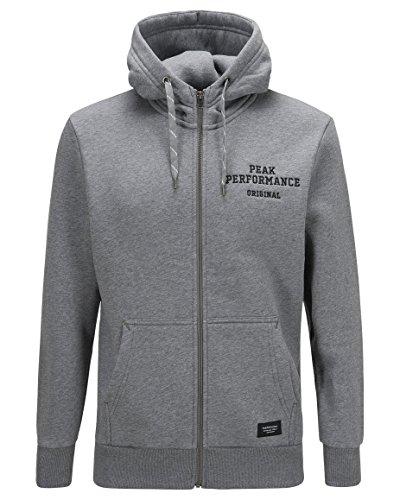 Peak Performance Sweat - Hoodie with zip (Peak Performance Sweater compare prices)