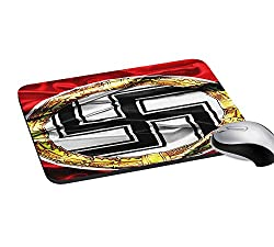 meSleep Nazi Mouse Pads