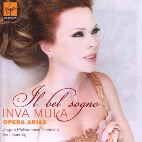 GIACOMO PUCCINI - Inva Mula Il Bel Sogno opera Arias - CD - Enhanced - NEW  - $133.49