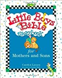 img - for Little Boys Bible Storybook for Mothers and Sons book / textbook / text book