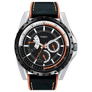 Timex Men's T2M428 Premium Collection Retrograde Chronograph Watch