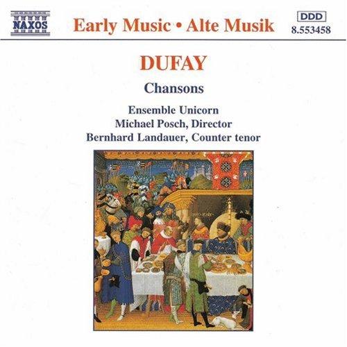 Guillaume Dufay (1400-1474) 514tBa%2BukTL