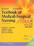 Brunner and Suddarths Textbook of Medical-Surgical Nursing, 11th Edition (2 Volumes in 1)