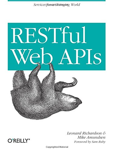 'RESTful Web APIs' cover