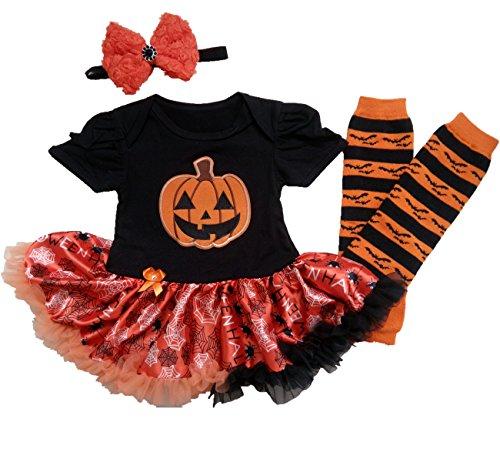 AISHIONY-Baby-Girls-1st-Halloween-Costume-Tutu-Outfit-Newborn-Party-Dress-3PCS