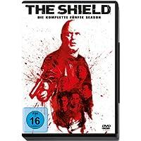 The Shield - Die komplette f�nfte Season [4 DVDs]