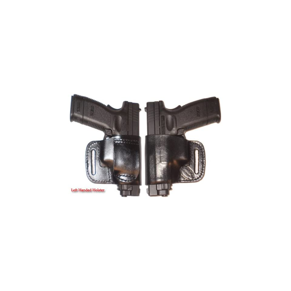 Walther PPS Left Hand Pro Carry Belt Ride Gun Holster