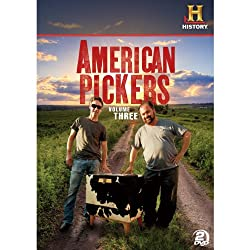 American Pickers 3 [DVD] [Import]