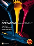 img - for Operations Management by Prof Nigel Slack (2009-12-16) book / textbook / text book