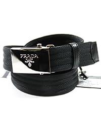 Amazon.com: Prada - Belts / Accessories: Clothing, Shoes \u0026amp; Jewelry