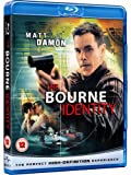 The Bourne Identity [Blu-ray][Region Free]