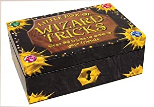 Little Box of Wizard Tricks: Over 80 Tricks to Amaze Your Friends