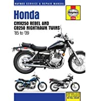 [ [ Honda Cmx250 Rebel & Cb250 Night...