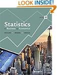 Statistics for Business and Economics...