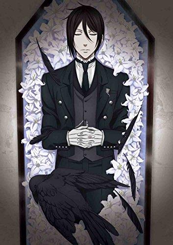 【Amazon.co.jp限定】黒執事 Book of Murder 上巻 (完全生産限定版)(クリアブックマーカー付) [DVD]