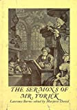 Sermons of Mr. Yorick (Fyfield Books) (0856350575) by Sterne, Laurence