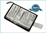 Replacement battery for Blaupunkt TravelPilot 100, TravelPilot 1300, TravelPilot 200, TravelPilot 2310