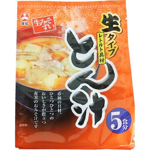 旭松 とん汁5食 66.5g×5食入り