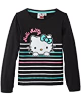 Hello Kitty - T-shirt à manches longues - Fille
