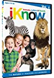 Iknow: Animals & Letters & Sounds 1 [DVD] [2012] [Region 1] [US Import] [NTSC]