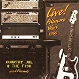 Country Joe McDonald Live at the Fillmore West 1969