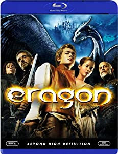 "Cover of ""Eragon (Widescreen Edition)"""