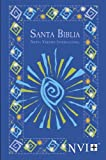 Santa Biblia / Holy Bible: Nueva Version International, Blue Fiesta