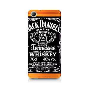 Mobicture Jack Daniels Whiskey Premium Printed Case For HTC Desire 820