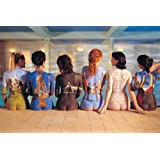 NMR 9098 Pink Floyd Back Art Decorative Poster