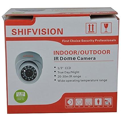 Shifvision SH-100DM 1000TVL IR Dome CCTV Camera