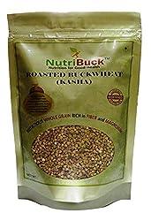NutriBuck Roasted Buckwheat KASHA Gluten Free - 500gms