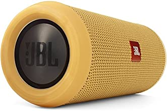 JBL【国内正規品】FLIP3 Bluetoothスピーカー IPX5防水機能 ポータブル/ワイヤレス対応 イエロー  JBLFLIP3YEL
