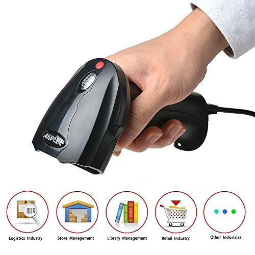 barcode-scanner-agptek-macchina-da-presa-usb-cablata-2d-qr-barcode-scanner-imager-con-cavo-usb-per-p