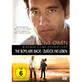"The Boys Are Back - Zur�ck ins Lebenvon ""Clive Owen"""