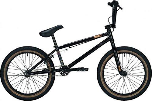 BMX-Haro-Midway-Freestyle-205-RH-26-cm-20-in-chrome-oder-black-Farbenblack