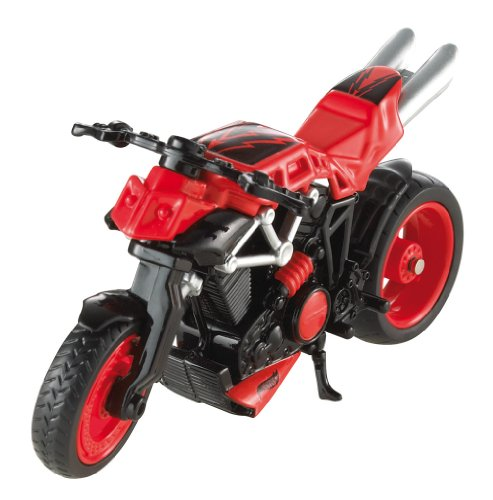 Hot Wheels Street Power Vehicle X Blade Light Frame Motorcycles - 1