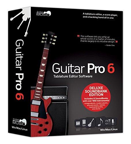 Guitar Pro 6.0 Deluxe Soundbank Edition