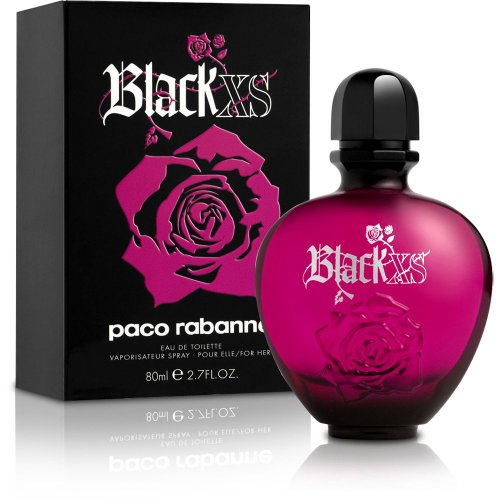 Paco Rabanne, Black Xs Eau De Toilette, Donna, 80 ml