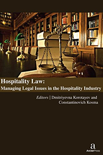 political issue in hospitality industry Current issue - journal of tourism and hospitality displays the articles that are accepted and meant for publication during that month.