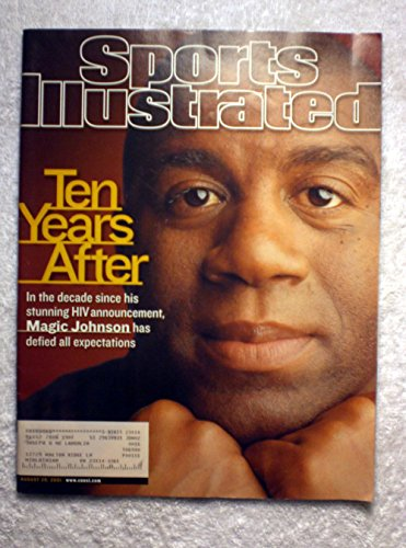 earvin johnson as a role model Buy a cheap copy of magic johnson: my life book by earvin johnson   basketball books  magic johnson: my life isbn  and his new status as a role model .