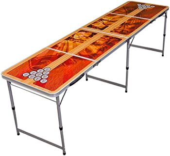 Beer Pong 8' Portable Folding Table