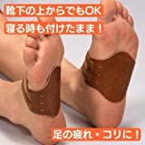 管理医療機器ピンピン(2個両足)足裏磁気治療器