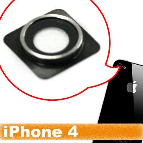 Original Genuine OEM Camera Lens Cover Repair Replace Replacement For Apple iPhone 4 4G 4Th Gen Generation