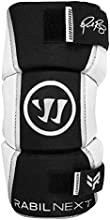 Warrior jóvenes rabil Next Brazo Pad, Negro, Medium